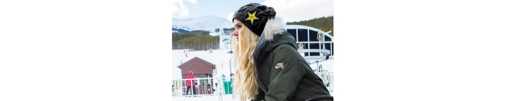 skihue til børn