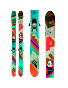 Elan Bliss Freeride ski