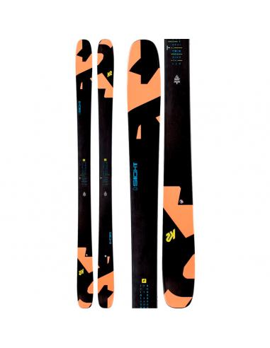 K2 Sight Freestyle Twintip Ski