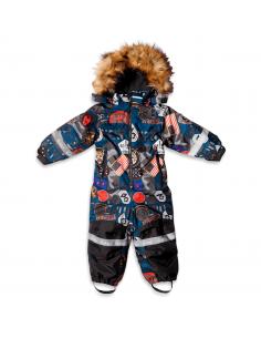 Hulabalu Badge Snowsuit