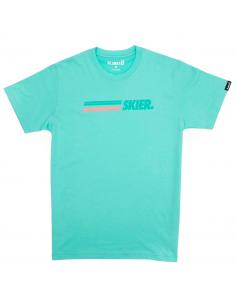 Planks - Skier - Herre T-Shirt