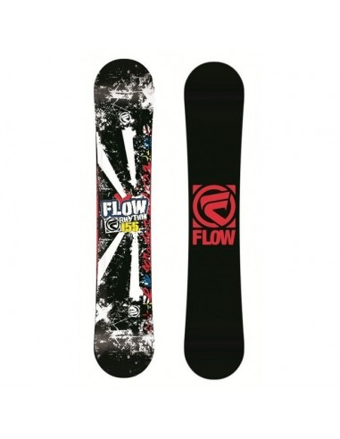 Flow Rhythm - Snowboard inkl. bindinger
