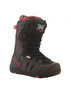RIDE ORION SNOWBOARD BOOT -BLACK/red-