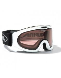 Alpina ETHNO Hvid Goggles/skibriller