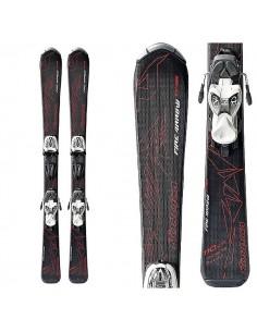 Nordica Fire Arrow Team Ski + Fastrak binding