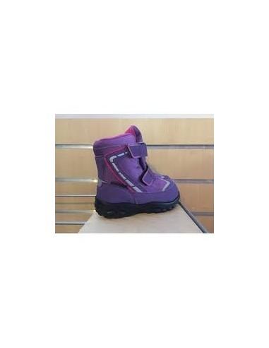 Hulabalu Snow Boots Støvler børn – Lilla