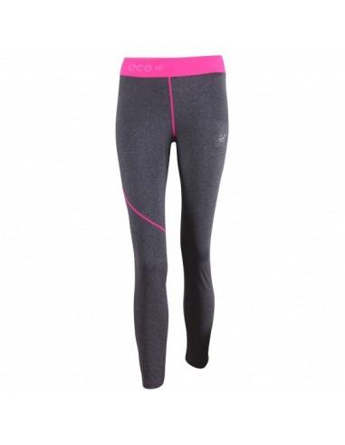 2117 Gran womens eco 2nd layer long pants -dk grey-