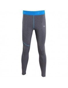 2117 Gran drenge eco 2nd layer long pants -dk grey-