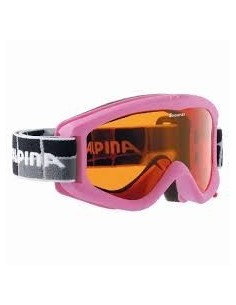Alpina CARVY 2,0 Børne skibrille/Goggles Rosa