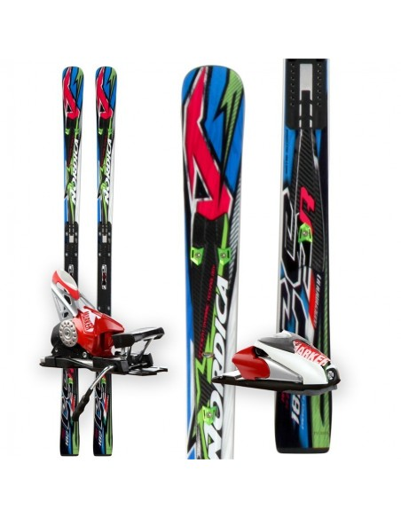NORDICA DOBERMANN GSR EDT SKI + COMP 20 BINDING