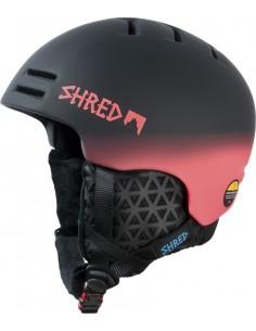 Shred slam-cap dark fader rust