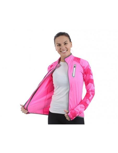 2117 of Sweden - Dame Eco Gran Jacket - Pink