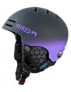 Shred slam-cap dark fader purple