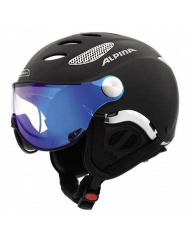 Alpina Jump JV VHM -Black Mat-