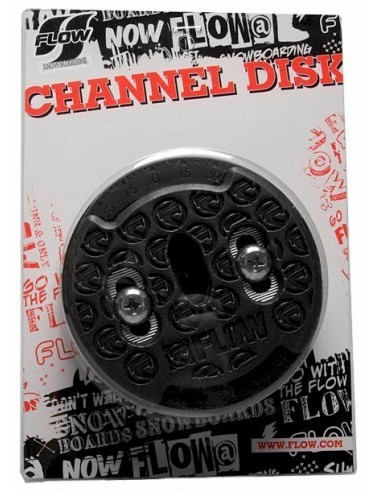 Flow Channel Disk