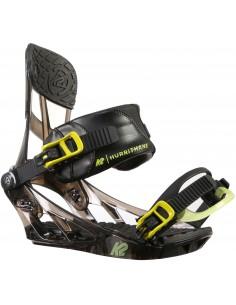 K2 Hurrithane Snowboard...