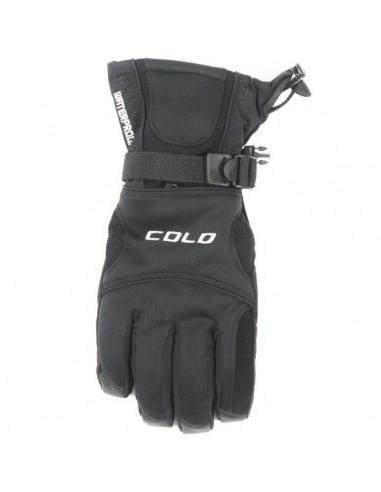 COLD Ischgl Junior Skihandske - Sort