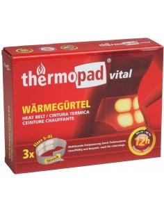 Thermopad Varmebelte 3 Stk...