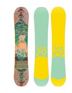 Yes Emoticon Snowboard