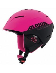 Alpina Cheos - Pink/Sort matt